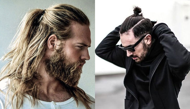 5 Most Trending Men Ponytail Hairstyles To Try
