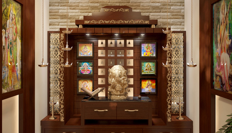 pooja room designs in living room 5 vastu tips to follow for pooja room lifeberrys 26874