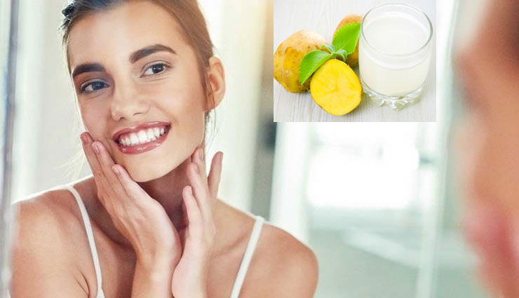 5 Ways To Treat Dull and Aging Skin With Potato Juice