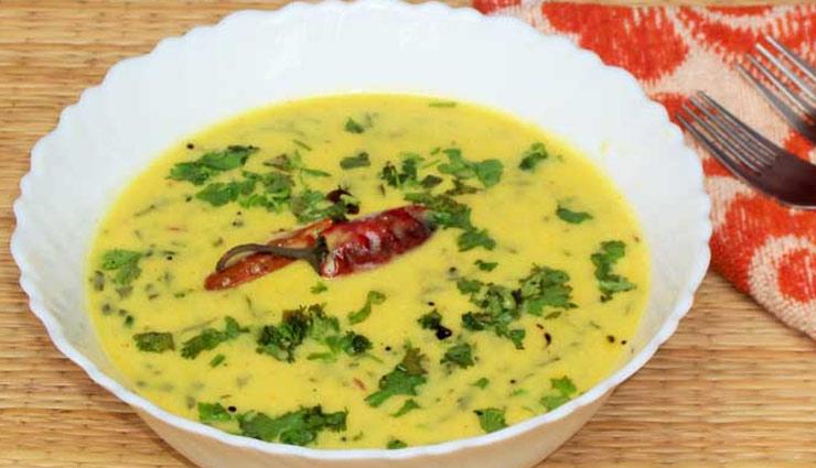 नवरात्रि स्पेशल : व्रत के दिनों में ले 'आलू की कढ़ी' का मजा, घर पर बनाए बड़ी आसानी से #Recipe