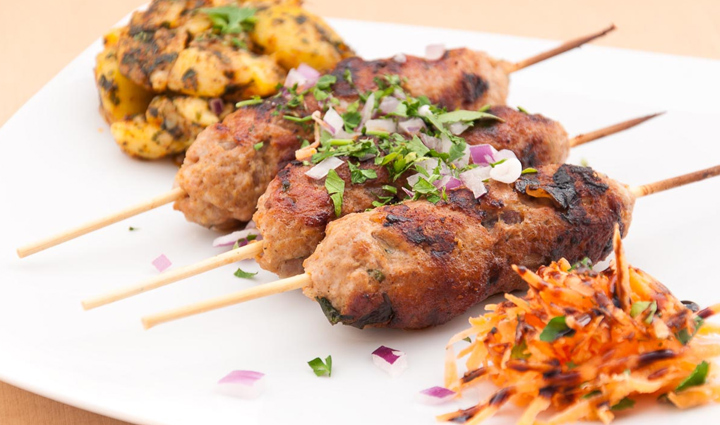 Recipe- Make The Day Healthy With Potato Kebabs
