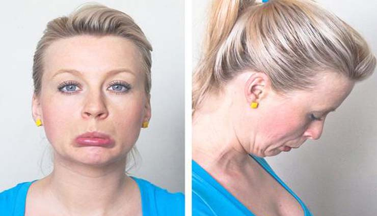 how to get rid of double chin in 5 days
