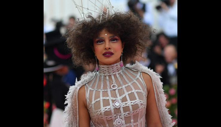 More than Rs 50 Lakh! This is the cost of Priyanka Chopra's Met Gala 2019 attire