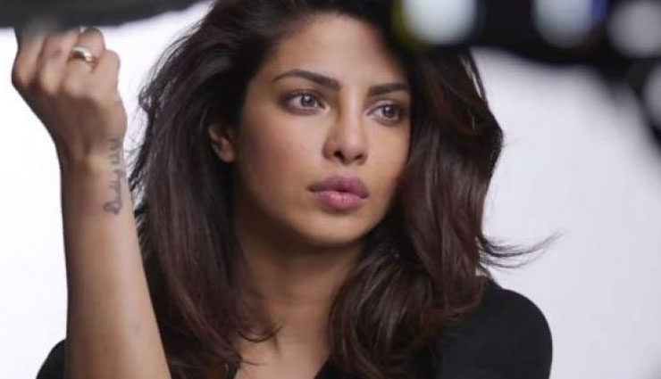 प्रियंका चोपड़ा का चौकाने वाला खुलासा - रंगभेद की वजह से गवानी पड़ी हॉलीवुड फिल्म
