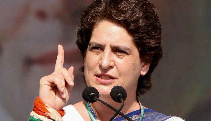 प्रियंका गांधी ने कार्यकर्ताओं से कहा- आपलोग अफ़वाहों और एग्जिट पोल से हिम्मत मत हारिये, मतगणना केंद्रों पर डटे रहें