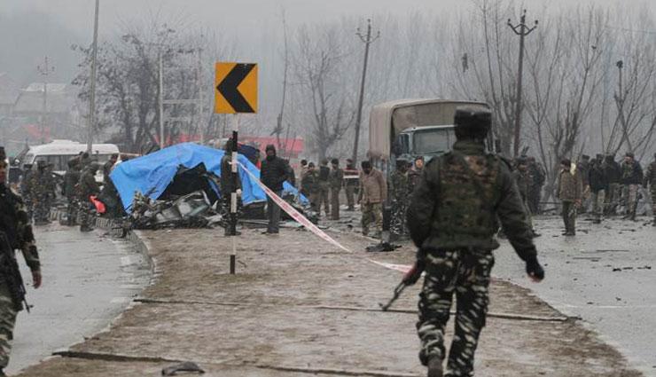 pulwama terrorist attack,nepal border,isi,bangladesh border,india,pakistan,rdx,jammu kashmir ,जम्मू कश्मीर,आतंवादी हमले,पुलवामा में हुए आतंवादी हमले,आरडीएक्स पाकिस्तान से लाया गया,बांग्लादेश,नेपाल