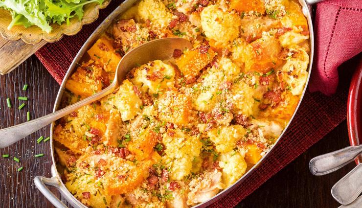 Enjoy Your Weekend Dinner With Pumpkin Chicken