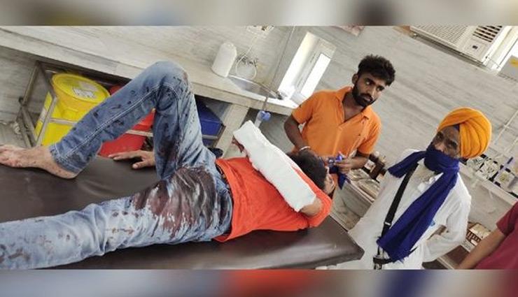 पंजाब : बठिंडा में निहंगों ने दुकानदार पर किया जानलेवा हमला, धारदार हथियार से काटा हाथ