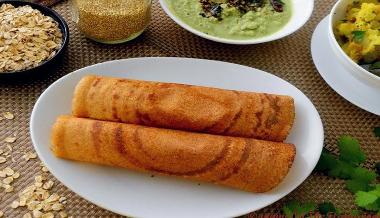 quinoa oats dosa recipe,recipe,recipe in hindi,special recipe