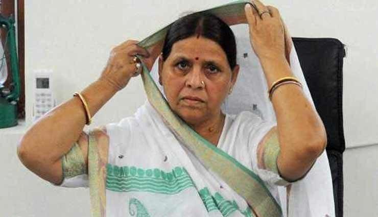 बिगड़े बोल : राबड़ी देवी ने PM मोदी को बताया जल्लाद, BJP-JDU को बताया गंदी नाली का कीड़ा
