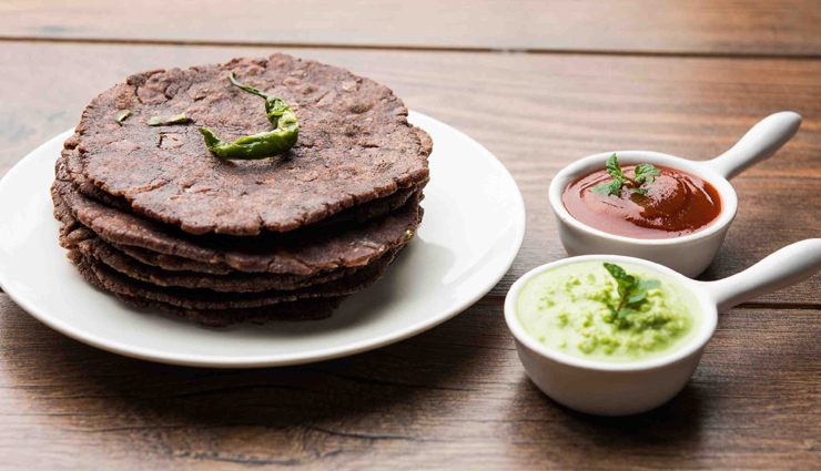 वजन घटाने के लिए कर रहें है डाइटिंग, गेहूं छोड़ खाएं रागी की रोटी #Recipe