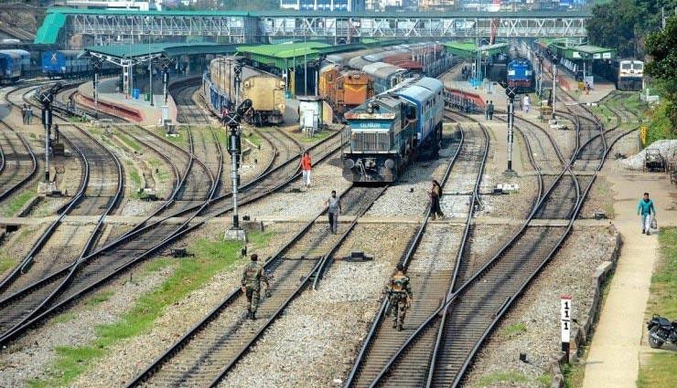 रेलवे कर्मचारियों ने दी चेतावनी, 21 अक्टूबर तक नहीं मिला बोनस तो होगा चक्काजाम