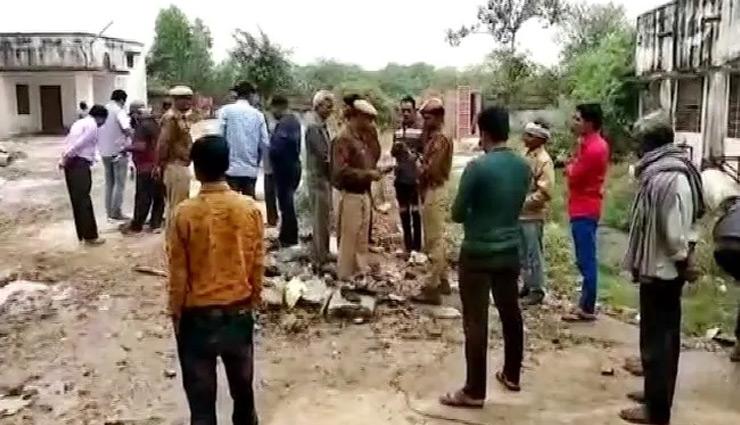 राजस्थान: 6 साल की बच्ची के साथ रेप फिर स्कूल की बेल्ट से गला दबाकर किया मर्डर, शव बरामद