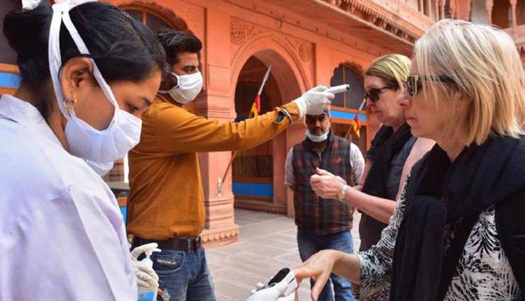 राजस्थान / 563 नए मरीज मिले; कुल संक्रमित 42646, एक्टिव केस 11979