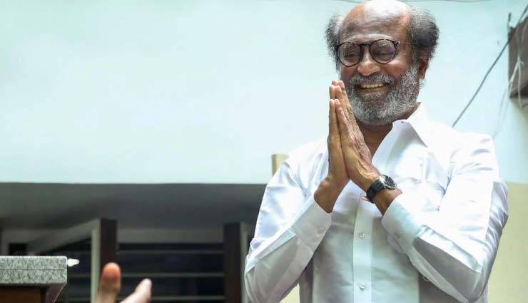 Will neither express regret nor tender an apology for remark on Periyar rally says Rajinikanth