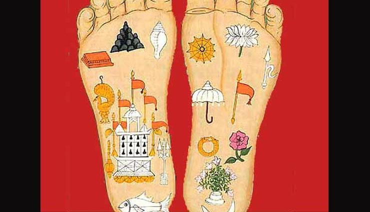 astrology tips,diwali special,soles of ram,shri ram,marks in rams legs ,दिवाली स्पेशल, राम के पद चिन्ह, श्री राम, कमल, वज्र, अंकुश
