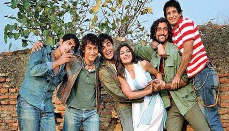 rang de basanti,Zindagi Na Milegi Dobara,Dil Chahta Hai,sanju,dostana,bollywood movies,bollywood movies of friendship,friendship day 2019