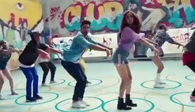 VIDEO- Ranveer Singh, Manushi Chhillar shake a leg like a pro in this new ad