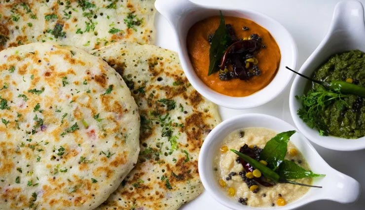 ब्रेकफास्ट में आजमाए 'रवा उत्तपम', मिलेगा स्वाद का बेहतरीन जायका #Recipe