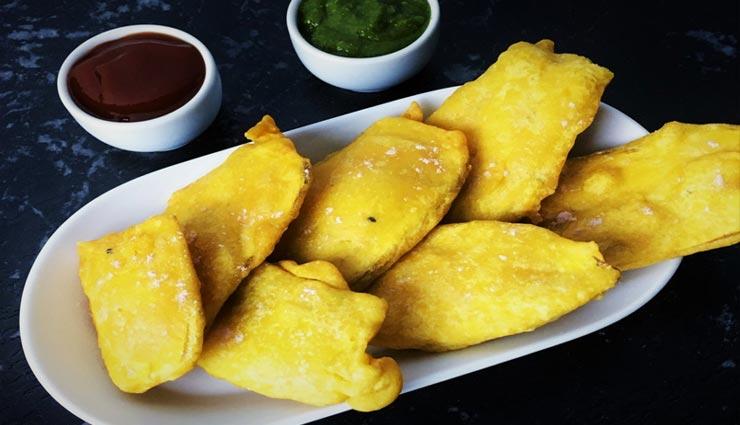 raw banana pakora recipe,recipe,recipe in hindi,special recipe,navratri special ,कच्चे केले के पकौड़े रेसिपी, रेसिपी, रेसिपी हिंदी में, स्पेशल रेसिपी, नवरात्रि स्पेशल