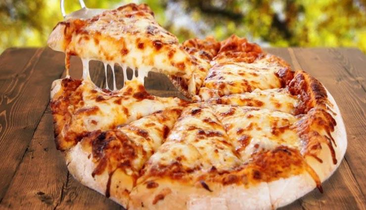 double cheese pizza recipe,recipe,recipe in hindi,special recipe