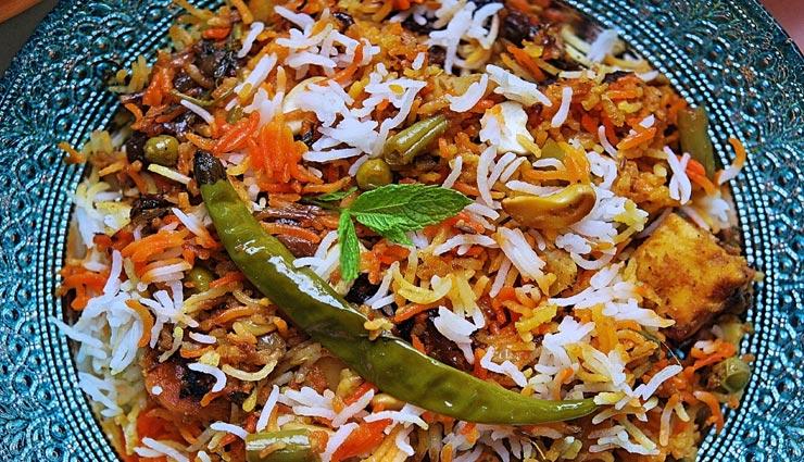 hyderabadi dum veg biryani  recipe,recipe,recipe in hindi,special recipe