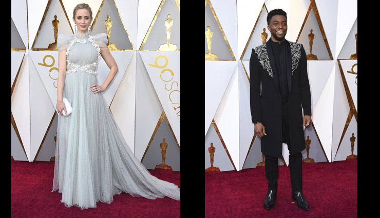 PICS- Red Carpet Looks at OSCARS 2018