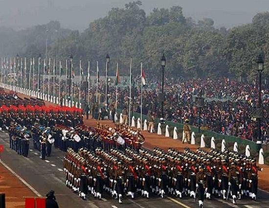 69वां गणतंत्र दिवस : एक नजर में देखिए राजपथ की सारी झांकियों की झलक #PHOTOS