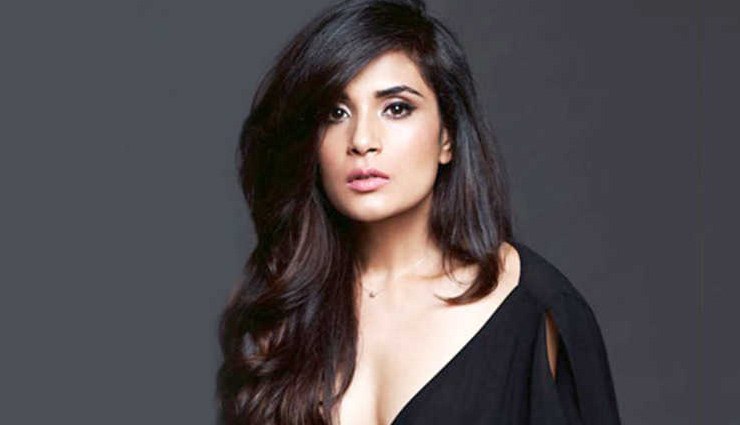 Richa Chadha has an important positive message for gender equality in the film industry