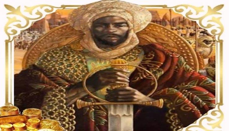 weird news,weird person,richest man in history,mansa musa 1,emperor of mali empire ,अनोखी खबर, अनोखा इंसान, इतिहास का सबसे अमीर इंसान, मनसा मूसा, माली साम्राज्य