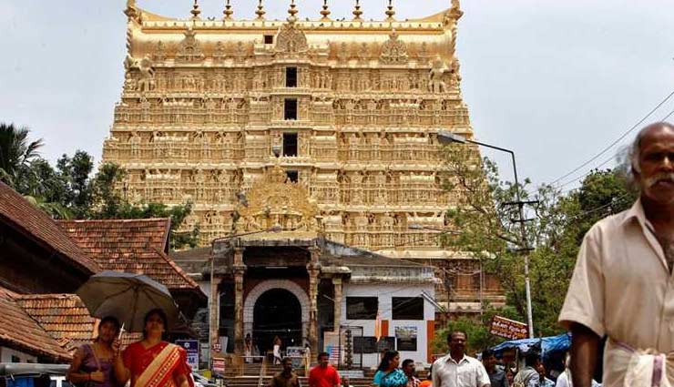 5 Most Richest Temples of India