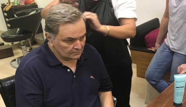 Rishi Kapoor reveals real reason behind his grey hair