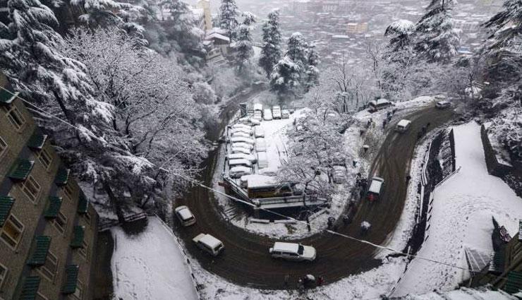 Over 600 roads still blocked, more snowfall, rain likely till Jan 17 in Himachal Pradesh
