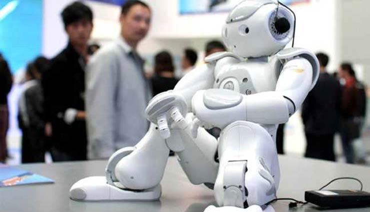 यहां इंसान की जगह रोबोट करेगा रात में चौकीदारी, लगाएगा संदिग्धों का पता