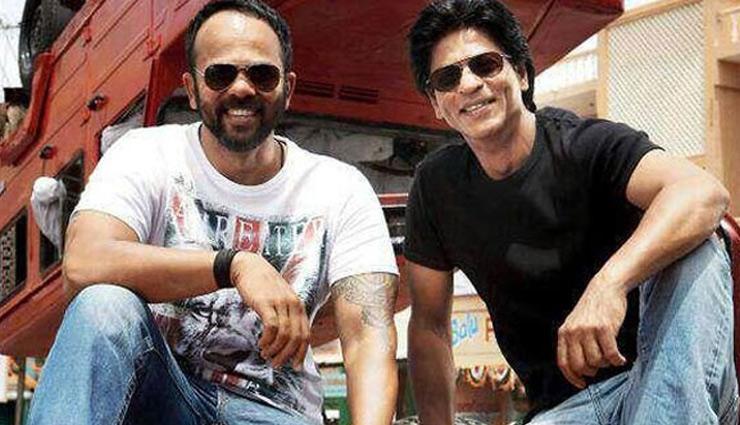 रोहित शेट्टी: शाहरुख खान के साथ रिश्ते बिगड़े ही नहीं तो सुधरेंगे कैसे, अफवाह मात्र है बातें
