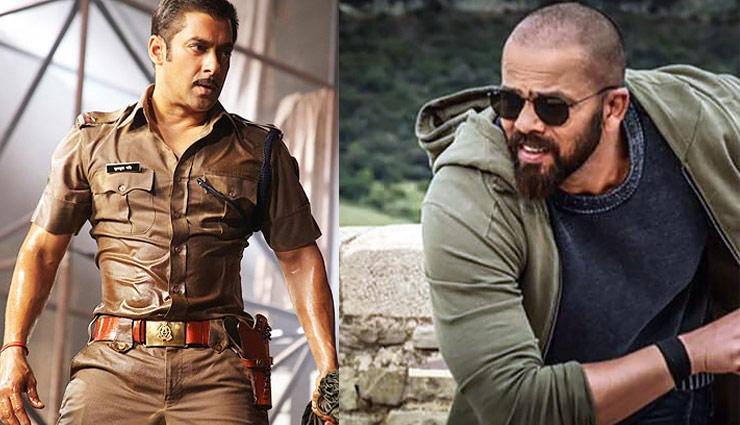 'सूर्यवंशी' के बाद रोहित शेट्टी के साथ सुपर कॉप फिल्म में काम करेंगे सलमान खान!