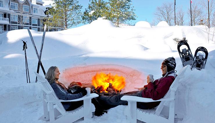 Valentines Special- 5 Most Romantic Getaways in Winters