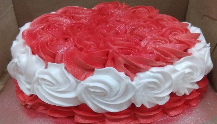 rose cake recipe,recipe,recipe in hindi,special recipe,valentine special ,रोज केक रेसिपी, रेसिपी, रेसिपी हिंदी में, स्पेशल रेसिपी, वैलेंटाइन स्पेशल