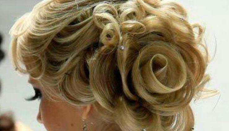 wedding season,hairstyles,hairstyles for wedding,fashion trends,fashion tips,latest hairstyles,hair styling tips ,हेयर स्टाइलिंग टिप्स, वेडिंग सीजन, शादी सीजन, फैशन टिप्स