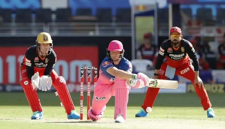 RR vs RCB : रॉयल्स ने बेंगलुरु को दिया 178 रन का मजबूत लक्ष्य, आज हुई राजस्थान की पहली 50 रन की ओपनिंग पार्टनरशिप