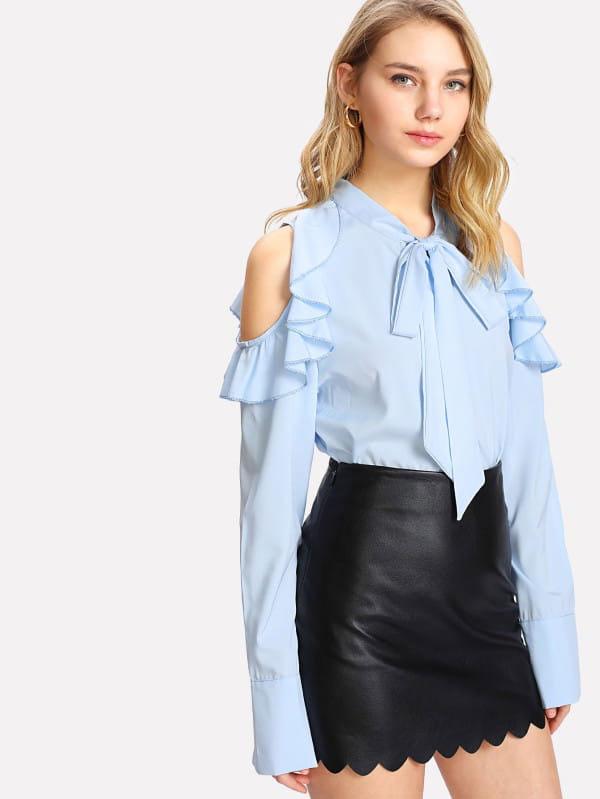 ruffle dress,ruffle design,latest fashion trends,fashion tips,women fashion tips