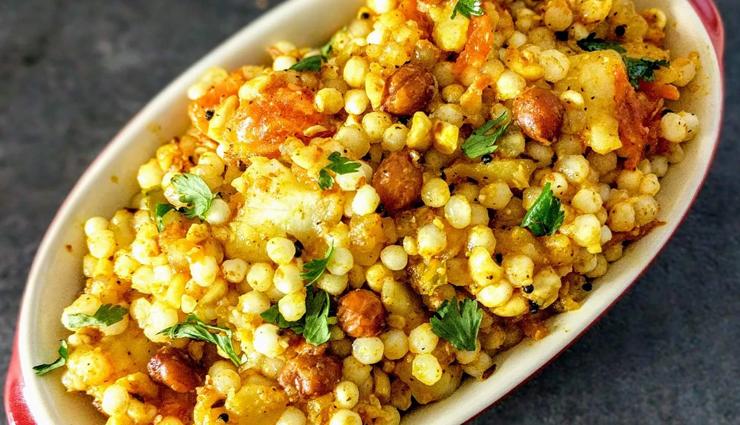 sabudana khichdi,fasting recipe sabudana khichdi,home made sabudana khichdi,sabudana khichdi recipe,easy recipes,hunger struck. food