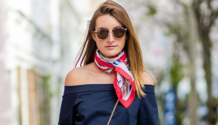 स्कार्फ देगा आपको स्टाइलिश लुक, जानें इसे बांधने के नायाब तरीके