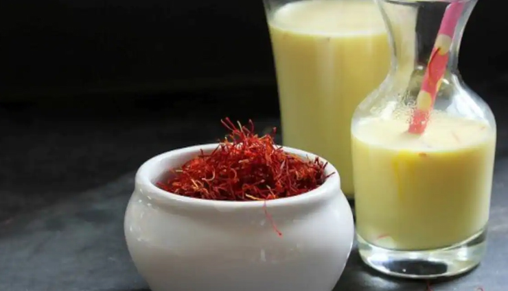 saffron milk,health benefits of saffron milk,milk benefits,health benefits of saffron,Health tips,fitness tips