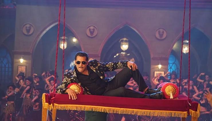 Salman Khan,munna badnaam hua,munna badnaam hua song,munna badnaam hua song video,dabangg 3,warina hussain,bollywood news in hindi,salman khan news in hindi,entertainment , सलमान खान, दबंग 3, मुन्ना बदनाम हुआ