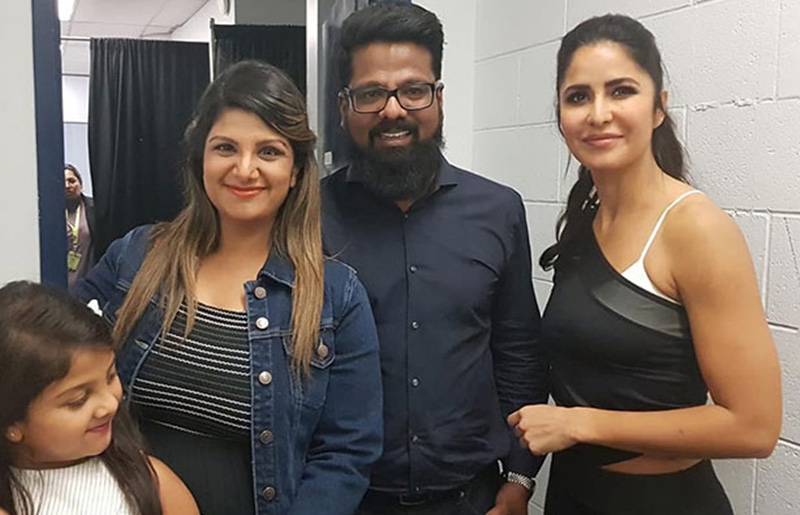 salman khan meets rambha,dabangg tour in canada,Salman Khan,rambha,entertainment news