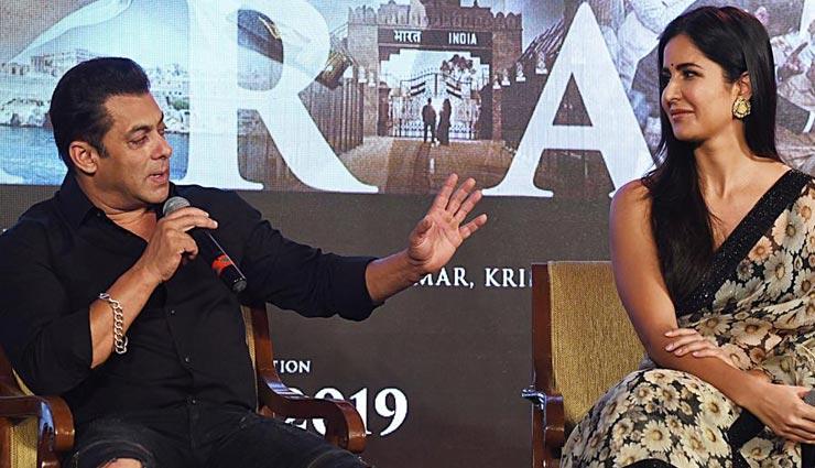 Salman Khan,bharat,katrina kaif,priyanka chopra,bharat promotion,salman khan new movie,katrina kaif new movie,entertainment,bollywood ,सलमान खान,भारत,प्रियंका चोपड़ा,कैटरिना कैफ,बॉलीवुड खबरे हिंदी में