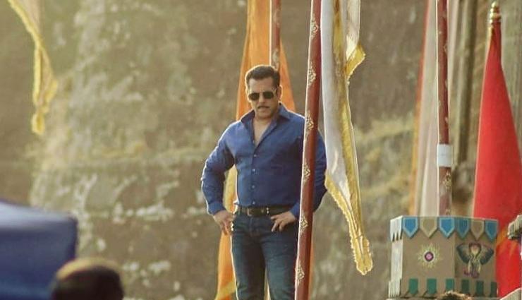 Salman Khan,dabangg,dabangg series,dabangg 3,salman khan news,salman khan new movie,sonakshi sinha,prabhu deva,entertainment,bollywood ,सलमान खान,दबंग 3,सोनाक्षी सिन्हा,प्रभु देवा