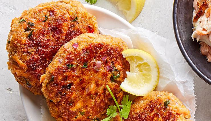 salmon patties,patties recipe,salmon recipe,snacks recipe,main course recipe