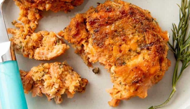 Recipe- Perfect Midweek Meal is Salmon Patties